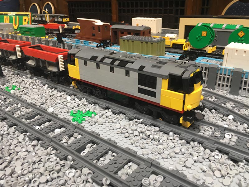 LEGO model of BR Class 26