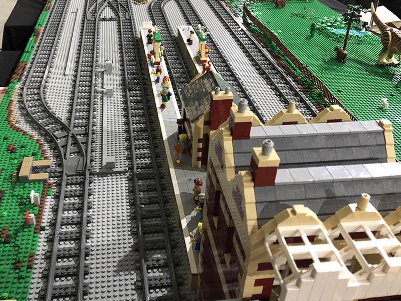 Darrington - LNUR main layout