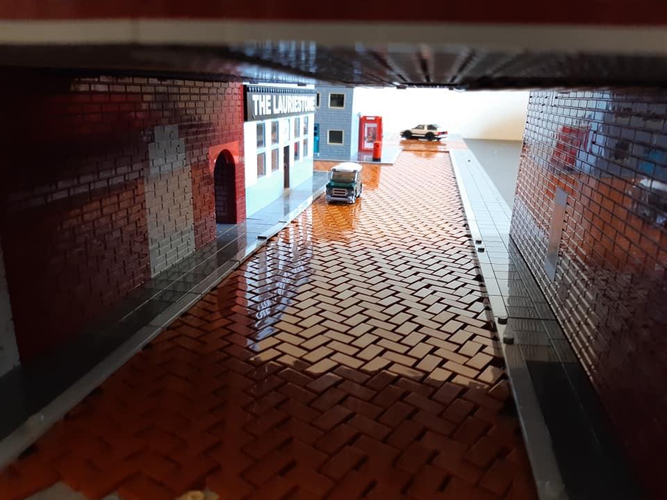 Glasgow Brick Subway
