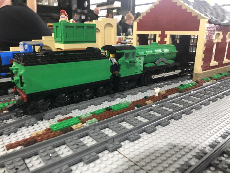 LEGO model of A3 Humorist