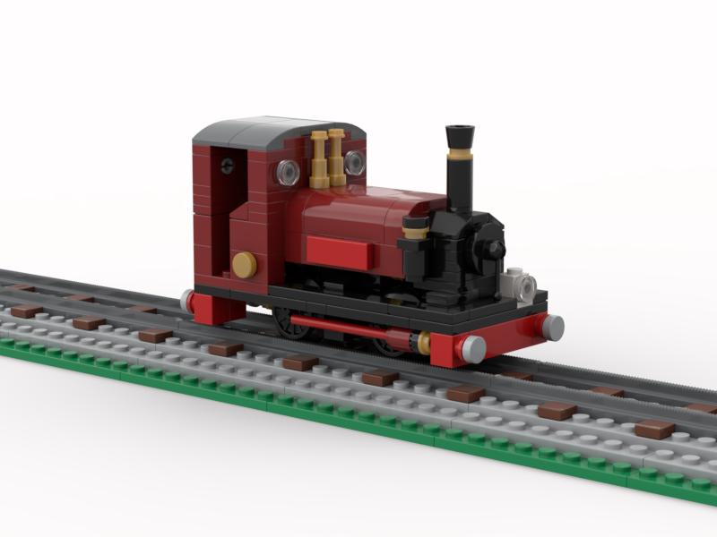 LEGO model of