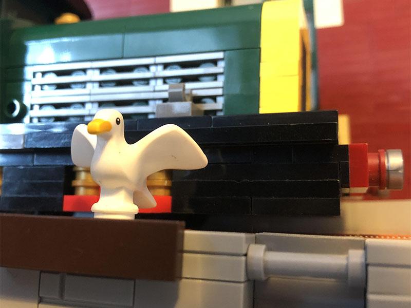 Penny Hassett LEGO narrow gauge railway