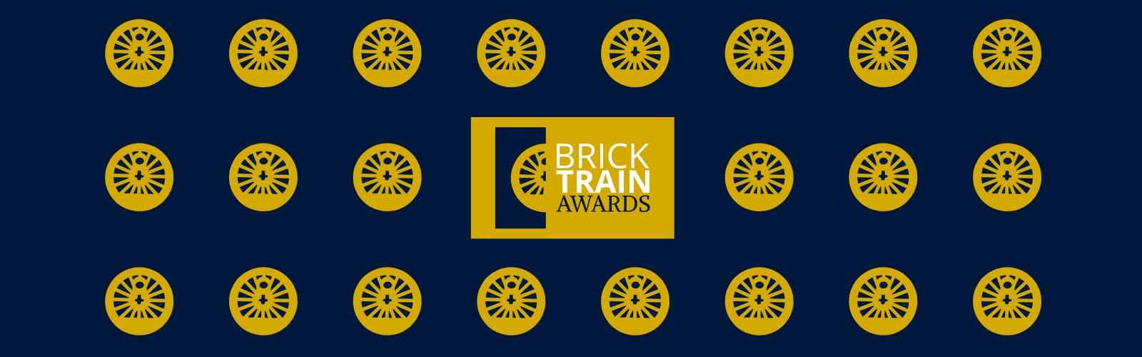 Brick Train Awards - awards for LEGO train builders
