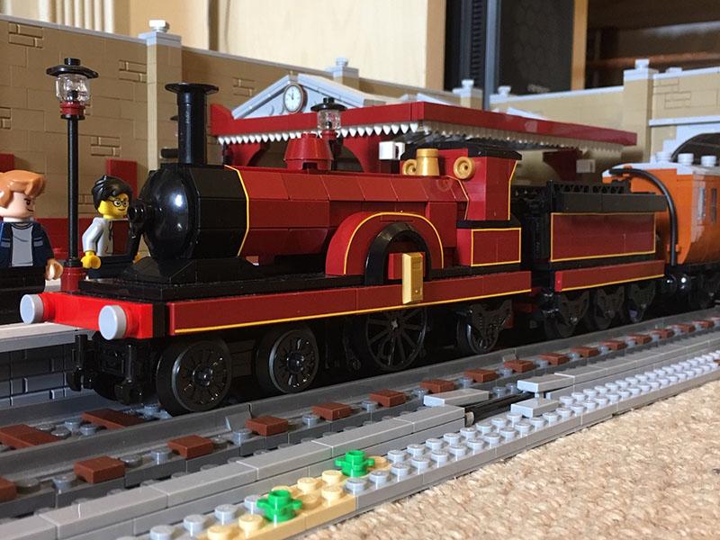 LEGO model of Midland