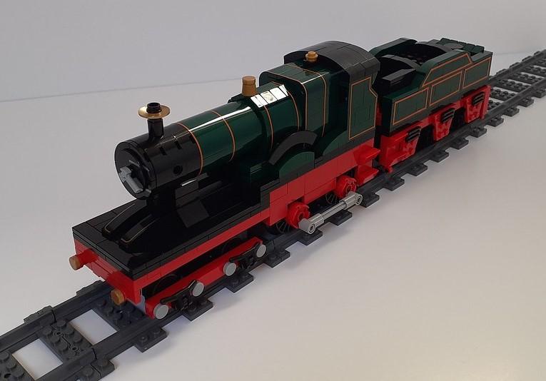 LEGO model of City of Truro