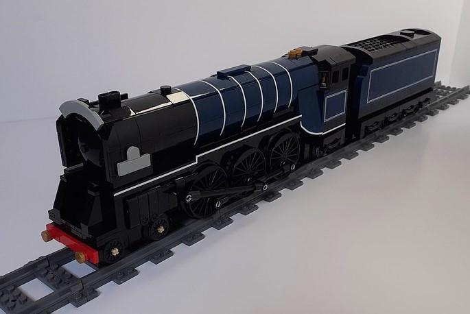 LEGO model of Tornado