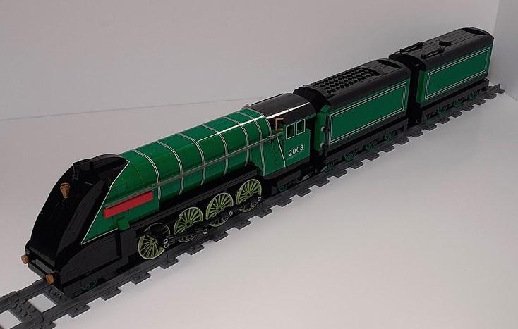 LEGO model of Streamlined P2