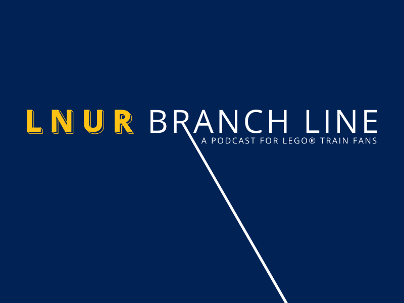 LEGO Branch Line - LEGO train news and more
