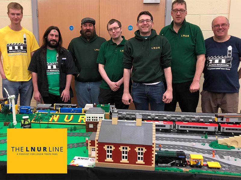 LNUR Line Podcats - Episode 9 - LEGO Train Clubs