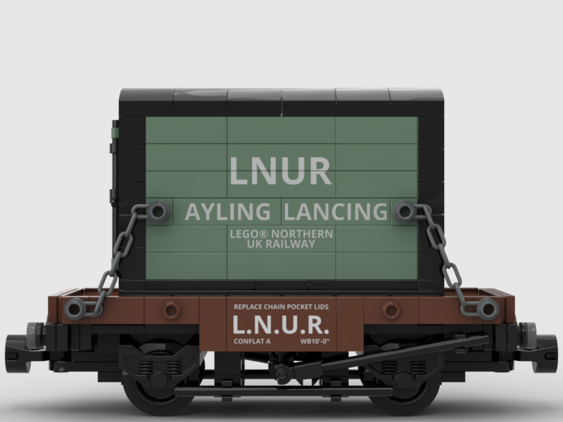 LNUR Private Owner Wagon 2021 - Conflat A